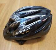 Adura Mountain Bike & Road Helmet Small/Medium 52-57cm Black St Kilda East Glen Eira Area Preview