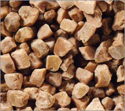 Natürliche Granulat (2,5kg Nussschalengranulat, Strahlmittel, Sandstrahlen, Strahlkessel, natürliches)