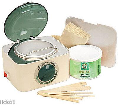 clean+easy 40100 Pot Wax Mini Kit