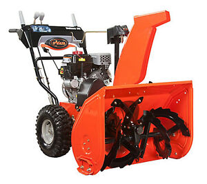 Deluxe 30 2-Stage Electric Start Gas Snow Blower