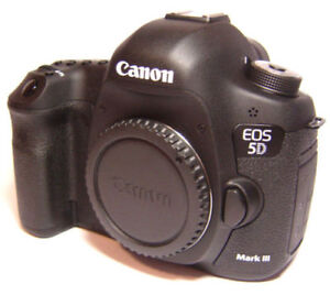 Canon 5D Mark III (BODY ONLY) ** CHEAP & WORKING 100%**