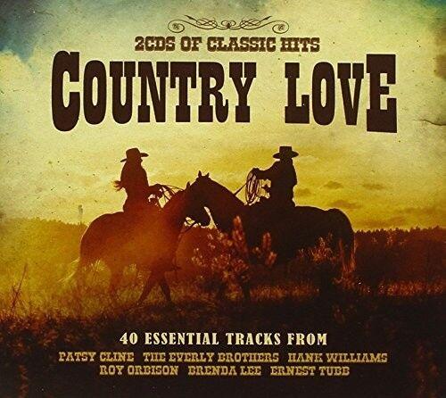 COUNTRY LOVE 2 CD NEU