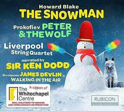 Liverpool String Quartet - Blake The Snowman  Prokofiev Peter and the Wolf [CD]