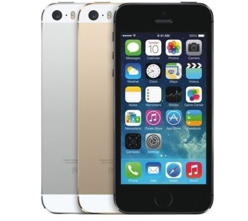 iPhone 5s unlock 16GB Factory Unlocked Smartphone all mix coloursin Southall, LondonGumtree - P.S. Listing is for handset only with battery All phones will be sent in secure bubble envelope without box packing to avoid paying extra for postage used some scratches and dents on body but screen is fine and working it is difficult to keep pic of...