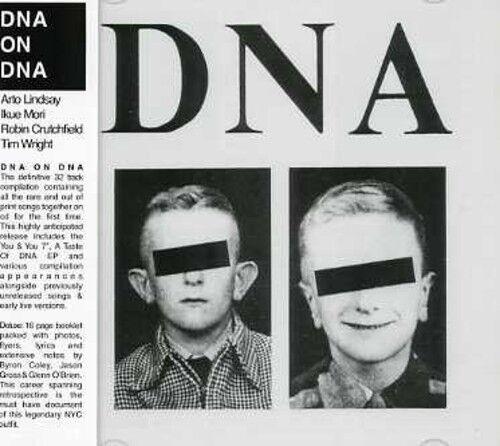 DNA, D.N.A. - DNA on DNA [New CD]
