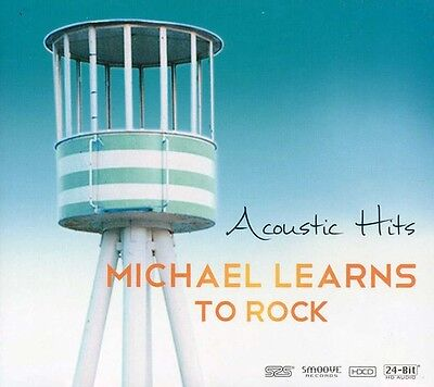 Angela   Acoustic Hits Michael Learns To Rock  New Cd  Asia   Import