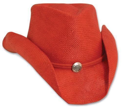 Red Cowboy Hat  1a247af96f4