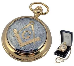 f40ffdb43 Masonic Pocket Watch