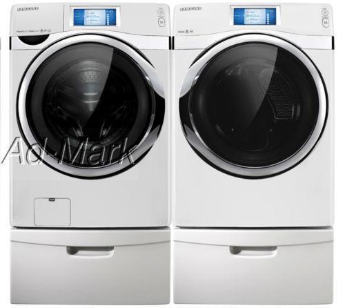 Samsung Steam Washer And Dryer Ebay