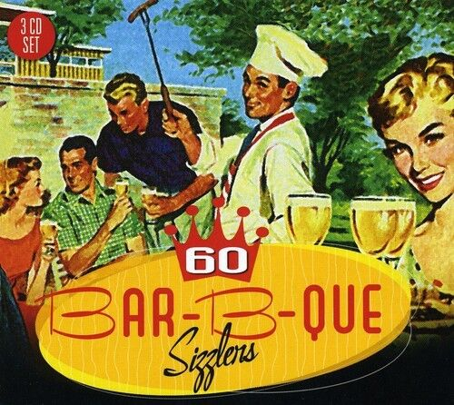 Various Artists - 60 Bar B Que Sizzlers / Various [New CD] UK - Import
