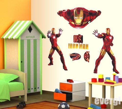 avengers bedroom: home, furniture & diy | ebay