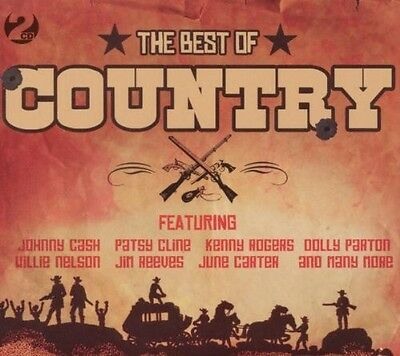 Various Artists, Bes - Very Best of Country / Various [New CD] UK -