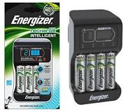 8 AA Battery Charger
