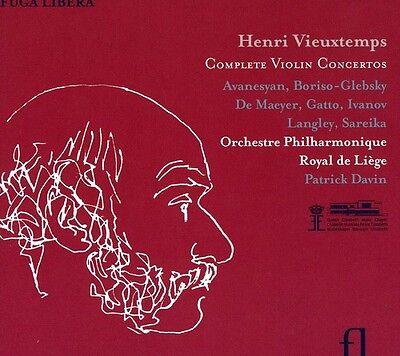 Patrick Davin - Complete Violin Concertos [New CD] Boxed Set, Digipack Packaging Complete Violin Concertos Cd