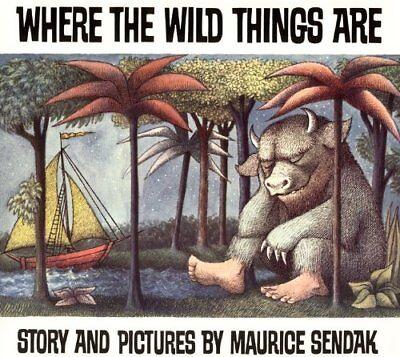 Where The Wild Things Are (Turtleback School & Lib - School Things