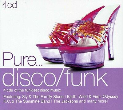 Various Artists - Pure: Disco Funk / Various [New CD] UK - Import