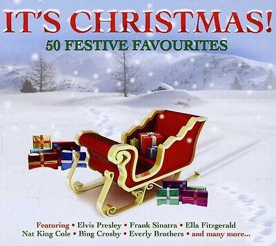 Various Artists - It's Christmas! / Various [New CD] UK - Import