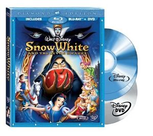 Snow White And The Seven Dwarfs (Three-Disc Blu-ray/DVD