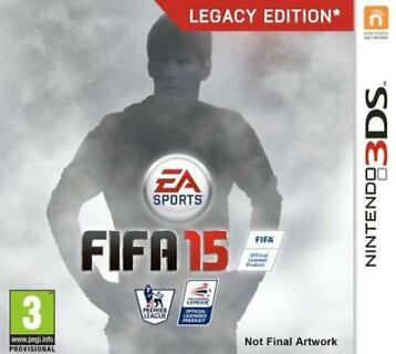 FIFA 15 Legacy Edition (3DS) Garantie & morgen in huis!