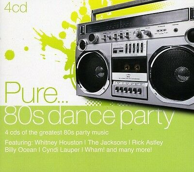 Various Artists - Pure 80s Dance Party / Various [New CD] UK - Import