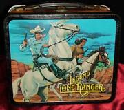 Lone Ranger Lunch Box