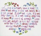 Cross Stitch Kits with Love and Hearts Theme