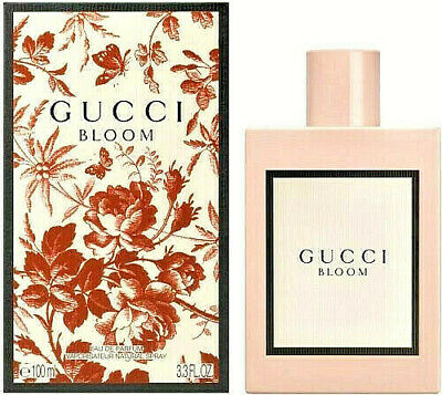 Gucci Bloom Perfume by Gucci 3.3oz. EDP Spray for Women Sealed