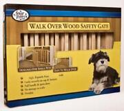Wood Dog Gate