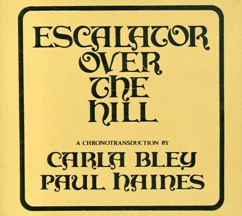 Paul Haines - Escalator Over the Hill [New CD] Germany - Import