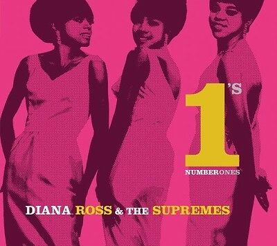 Diana Ross  Diana Ross   The Supremes   Number 1S  New Cd