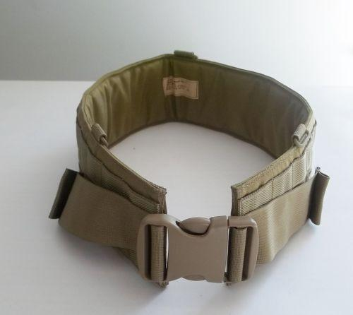 Khaki Tan Belts & Belt Buckles Operator Gun War Utility Belt