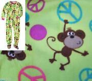 Teen Footie Pajamas