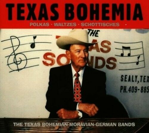 TEXAS BOHEMIA 1  CD NEU
