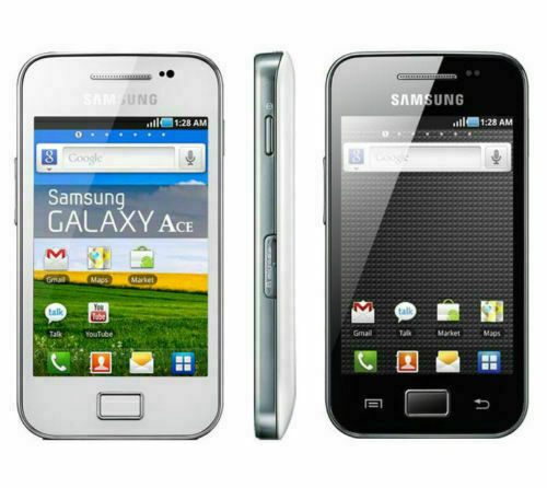 Android Phone - ✅NEW 3G Samsung Galaxy Ace GT-S5830i Unlocked Android Basic Smart Phone UK