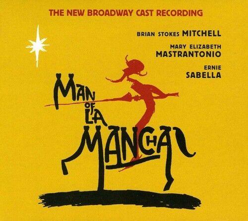 Broadway Cast - Man of la Mancha / N.B.C.R. [New CD]