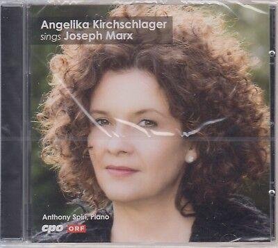 Angelika Kirchschlager singt Joseph Marx - Ausgewählte Lieder (Hybrid SACD,OVP!)