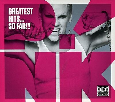 P Nk  Pink   Greatest Hits  So Far  New Cd  Explicit