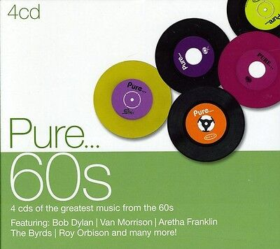 Various Artists - Pure: 60's / Various [New CD] UK - Import