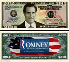 Mitt Romney 2012 US Presidential Candidate Collectibles