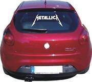 Metallica Aufkleber