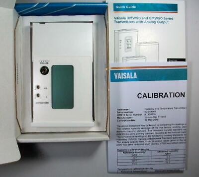 Vaisala HMW92 Humidity & Temperature Transmitter NEW Humidity Temperature Transmitter