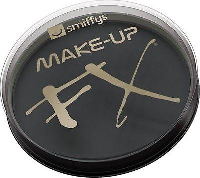 Smiffy's Halloween Make-Up FX Aqua Face and Body Paint - Black ()
