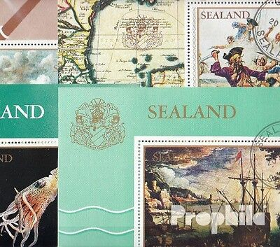 united kingdom-Principality Sealand 28 different stamps