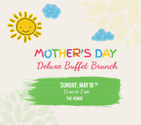 Mother's Day Deluxe Buffet Brunch @ The Venue