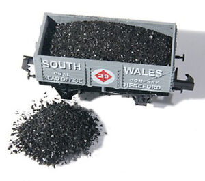 Dapol 4S000001 Loose Real Coal Wagon Loads 1/76th Scale = 00 Gauge New 39gm Pack