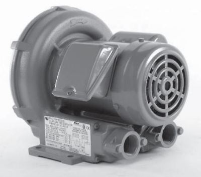 Vfc200p-5t Fuji Regenerative Blower .37 Hp 3.61.8 Amps 115230 Volts
