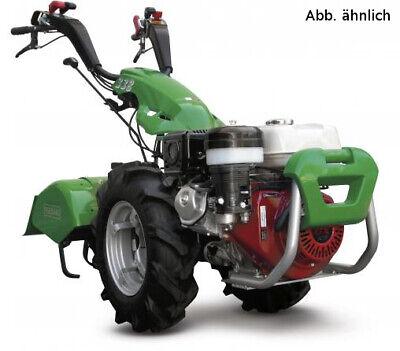 Einachsschlepper Kultivator Einachser Pinne 900C 7.5PS mit fräser räder Neu