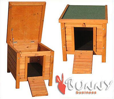 HIDE HOUSE FOR CAT / SMALL DOG PLAYPEN ENCLOSURE RUN RUNS CHICKEN DUCK TORTOISE