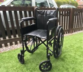 Wheelchair (very good condition)