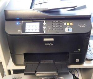 Epson Workforce Pro WF-4630 All-In-One Printer